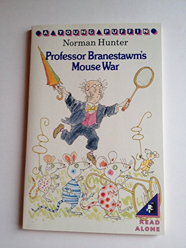 Professor Branestawm's Mouse War (Young Puffin Books) (0140315624) by Norman Hunter