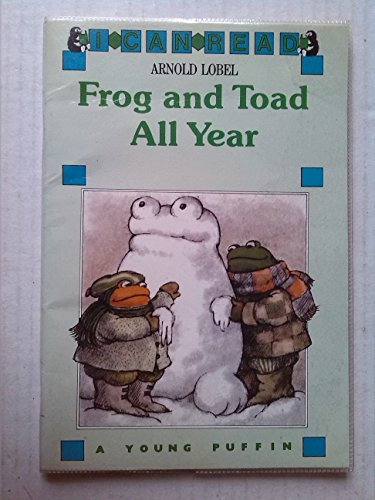 9780140315660: Frog and Toad All Year (Young Puffin Books)