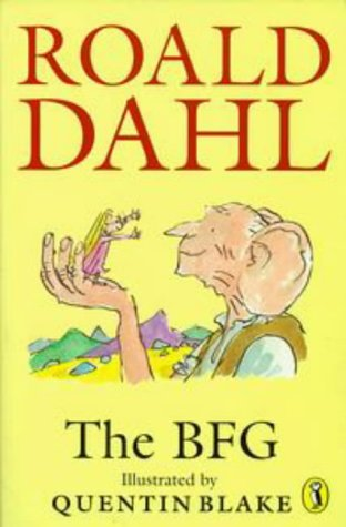 9780140315974: The BFG (Puffin Books)