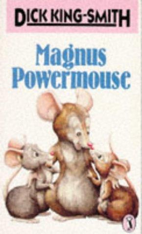 9780140316025: Magnus Powermouse (Puffin Books)