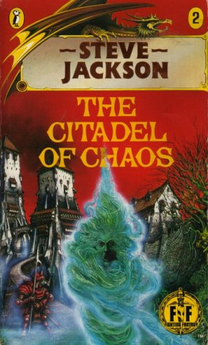 9780140316032: The Citadel of Chaos (Puffin Adventure Gamebooks)