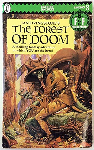 9780140316049: Fighting Fantasy 03 Forest Of Doom (Puffin Adventure Gamebooks)