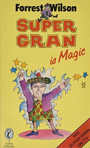 9780140316100: Super Gran is Magic (Puffin Books)