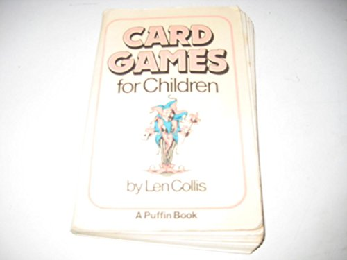 9780140316254: Card Games For Children