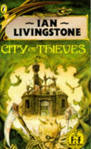 9780140316452: City of Thieves: Fighting Fantasy Gamebook 5 (Puffin Adventure Gamebooks)