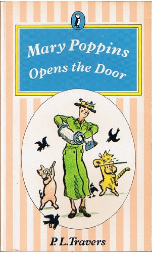 Mary Poppins Opens the Door (Puffin Books): Travers, P.L.