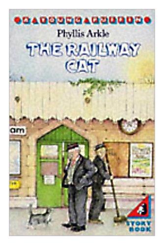 9780140316605: The Railway Cat
