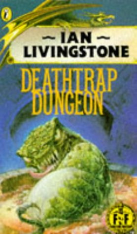 9780140317084: Deathtrap Dungeon
