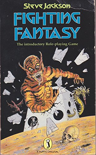 9780140317091: Fighting Fantasy: The Introductory Role-playing Game