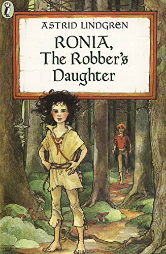 9780140317206: Ronia, the Robbers Daughter (Puffin Books)