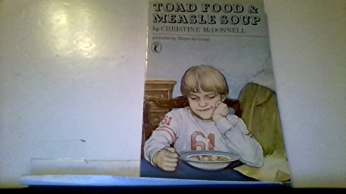 9780140317244: Toad Food and Measle Soup (Puffin Story Books)