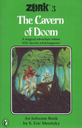 9780140317572: Zork 3: The Cavern of Doom (Puffin Adventure Gamebooks)