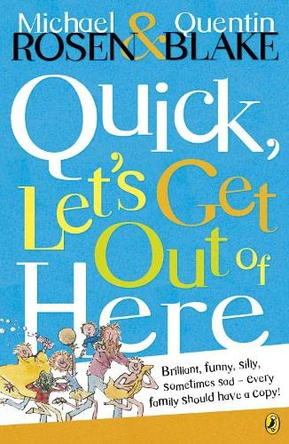 9780140317848: Quick Lets Get Out Of Here (Puffin Books)