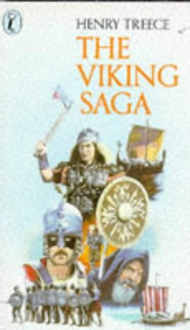 Viking Saga (0140317910) by Henry Treece