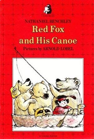 9780140318005: Red Fox and His Canoe (Young Puffin Books)