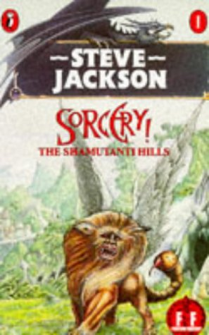 9780140318074: Shamutanti Hills (Puffin Adventure Gamebooks)