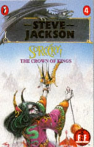 9780140318104: Sorcery! Crown of Kings (Puffin Adventure Gamebooks)