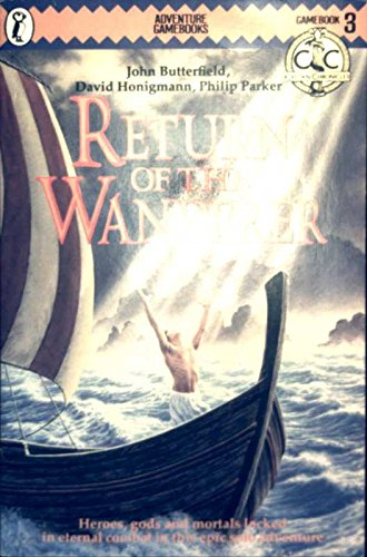 9780140318142: Return of the Wanderer (Puffin Adventure Gamebooks)
