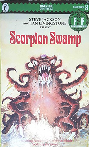 9780140318296: Scorpion Swamp (Puffin Adventure Gamebooks)