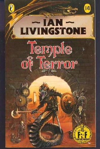 Fighting Fantasy 14 Temple Of Terror: Steve Jackson; Ian