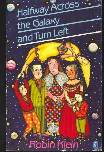 9780140318432: Halfway Across the Galaxy and Turn Left (Puffin Story Books)