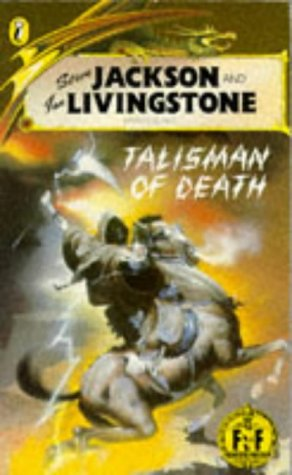 9780140318593: Talisman of Death (Puffin Adventure Gamebooks)