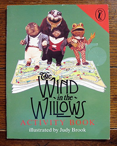 9780140318715: Brooks Judy(Illus.) : Wind in the Willows Activity Book (Puffin story books)