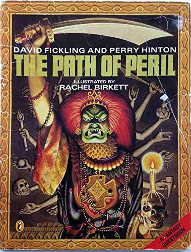 9780140318982: The Path of Peril (Puffin Adventure Gamebooks)