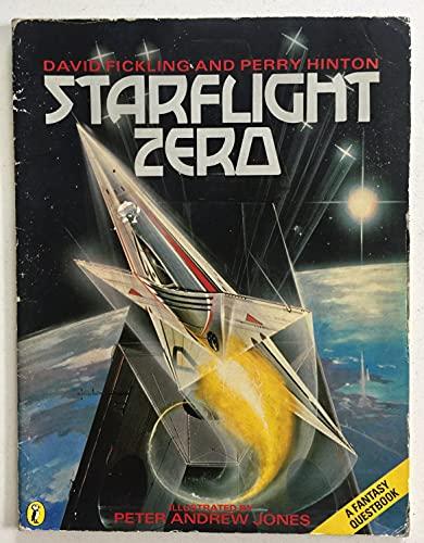 9780140318999: Starflight Zero (Puffin Adventure Gamebooks)