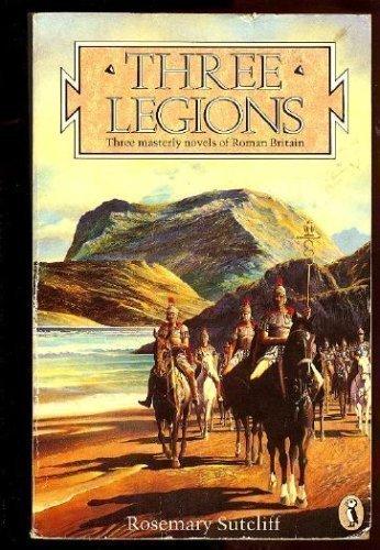 Three Legions (0140319174) by Sutcliff, Rosemary