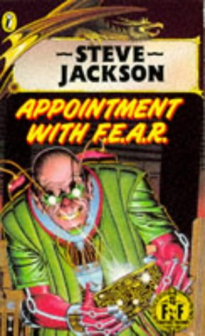 9780140319224: Appointment with F.E.A.R. (Puffin Books)