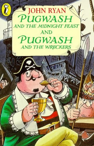 9780140319231: Captain Pugwash and the Midnight Feast & Pugwash and the Wreckers (Young Puffin Read Alone Books): AND Pugwash and the Wreckers