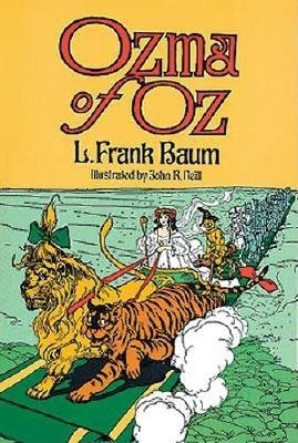 Ozma of Oz (Puffin Books)