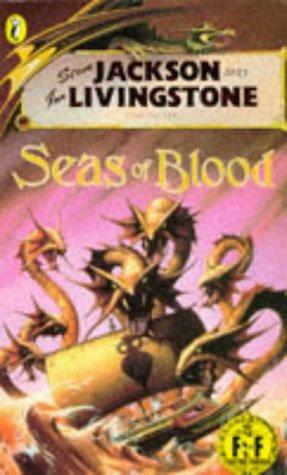 9780140319514: Seas of Blood (Puffin Adventure Gamebooks)