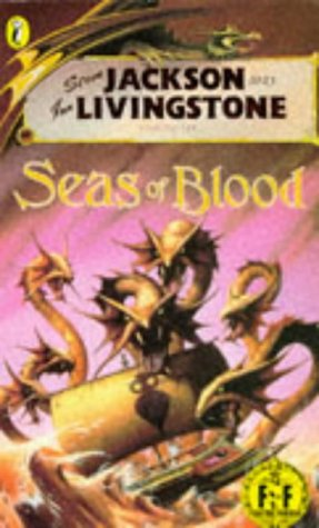 9780140319514: Seas of Blood (Puffin Adventure Gamebooks: 16)