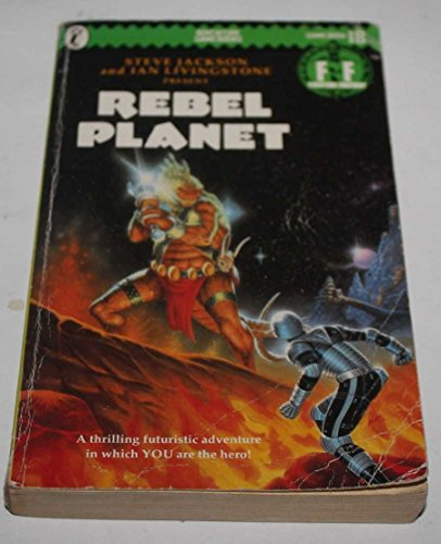 9780140319521: Rebel Planet (Puffin Adventure Gamebooks)