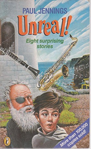 9780140319651: Unreal!: Eight Surprising Stories