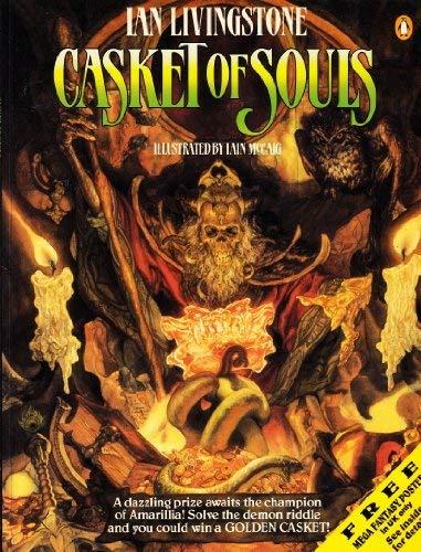 9780140319705: Casket of Souls