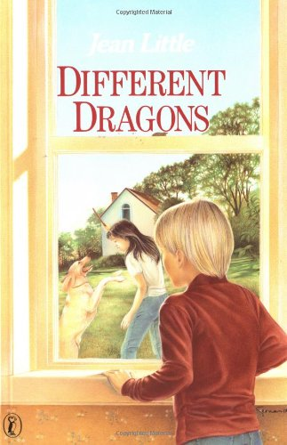 9780140319989: Different Dragons (Young Puffin Books)