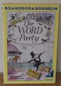 9780140320022: The Word Party (Young Puffin Books)
