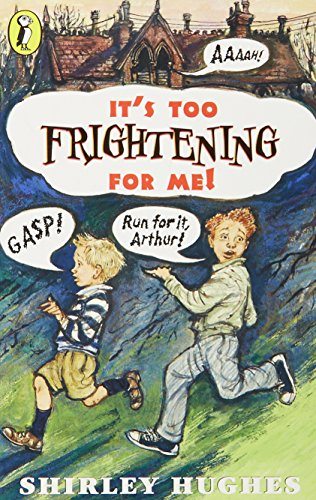9780140320084: Its Too Frightening For Me (Young Puffin Books)