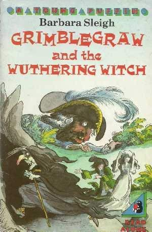 9780140320121: Grimblegraw and the Wuthering Witch (A young puffin)