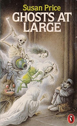 9780140320213: Ghosts at Large (Puffin Story Books)