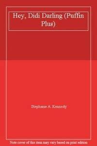 9780140320343: Hey, Didi Darling