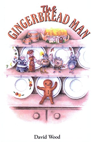 9780140320541: The Gingerbread Man (Young Puffin Books)