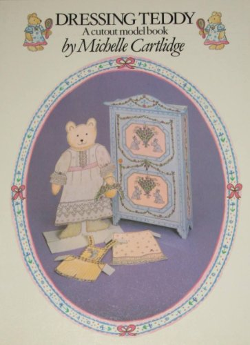 9780140320671: Cartlidge Michelle : Dressing Teddy (Puffin story books)