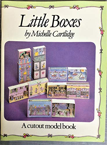 9780140320695: Little Boxes (Puffin story books)