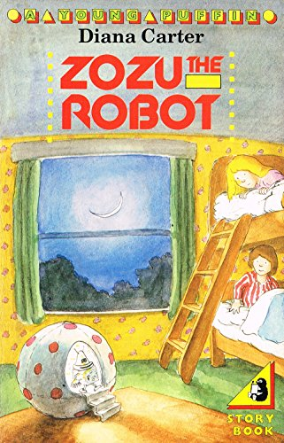 9780140320817: Zozu the Robot (Young Puffin Books)