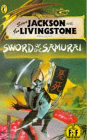 9780140320879: Fighting Fantasy Gamebook 20: Sword of the Samurai (Puffin Adventure Gamebooks)