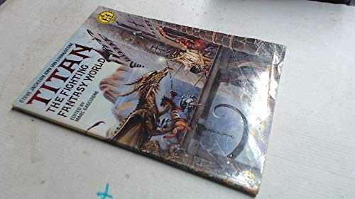 9780140321272: Titan: The Fighting Fantasy World (Puffin Adventure Gamebooks)